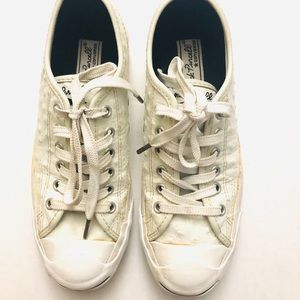 Jack Purcell OST Converse white leather sneakers
